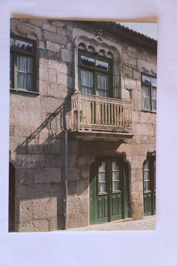 Casa Quinhentista - postal