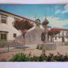 Câmara Municipal (séc. XVI) e Pelourinho (séc. XVI) - postal