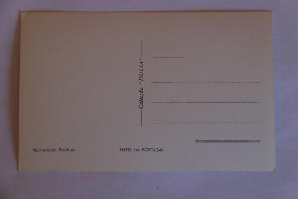 Capela do Socorro e vista parcial - postal - verso