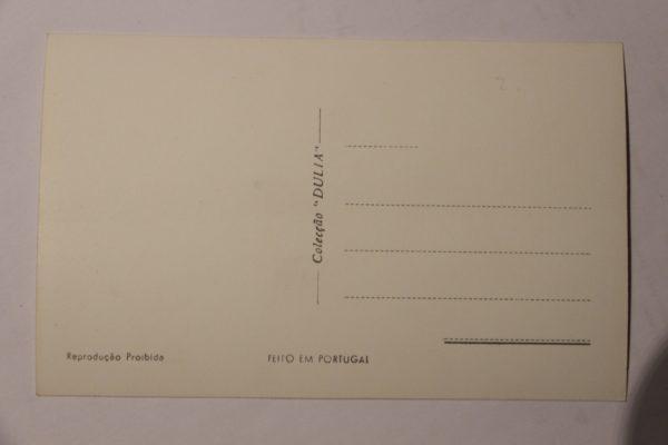 Igreja Matriz - postal - verso