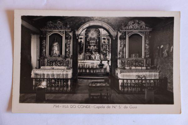 Capela de Nossa Senhora da Guia - postal