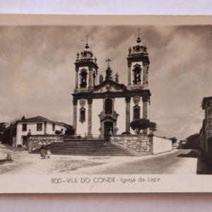 Igreja da Lapa -postal