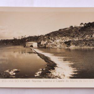 Represa, Azenha e Capela do Monte Sant'Ana - postal