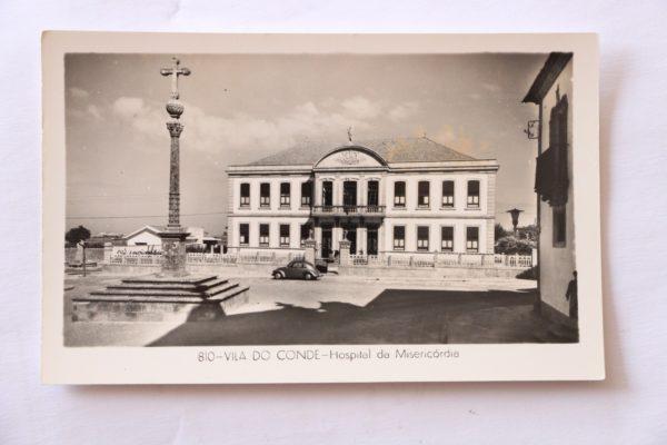 Hospital da Misericórdia - postal