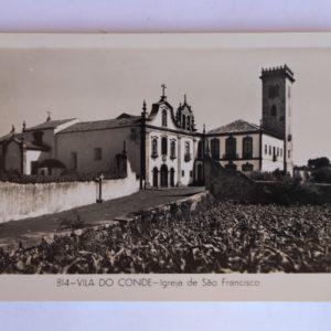 Igreja de São Francisco - postal