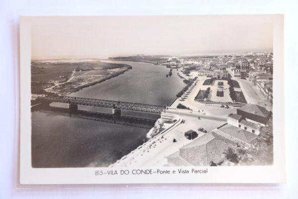 Ponte e Vista Parcial - postal