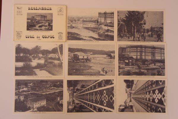 Relembrar Vila do Conde - 1ª série - postais