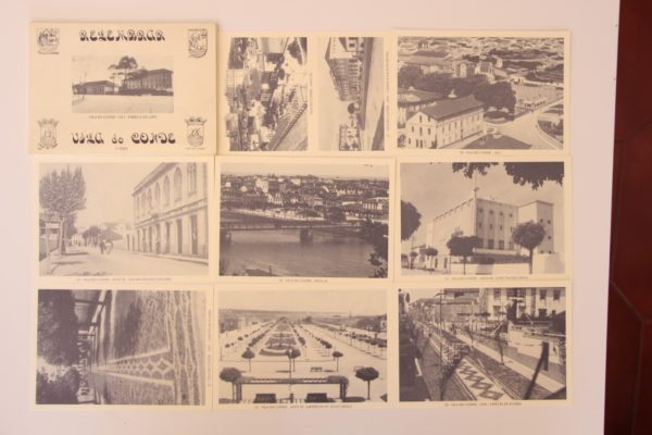 Relembrar Vila do Conde - 3ª série - postais