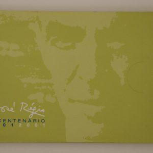 José Régio - 1º centenário - postais