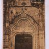 Praia de Vila do Conde - Egreja Matriz - Porta principal - postal
