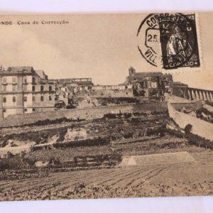 Villa do Conde - Casa de Correcção - postal