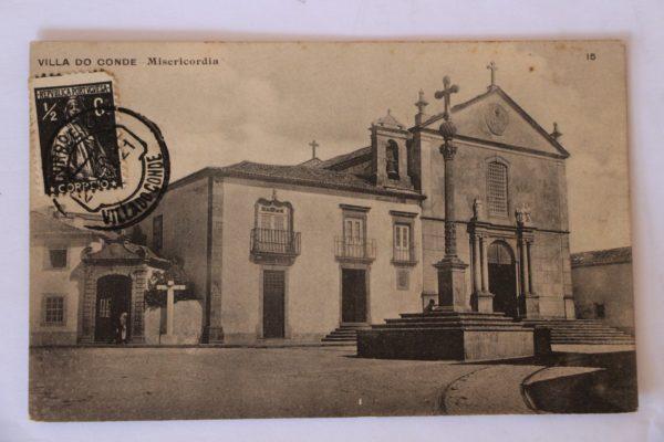 Villa do Conde - Misericórdia - postal