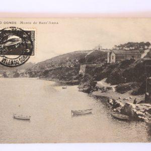 Villa do Conde - Monte de Sant'Anna - postal