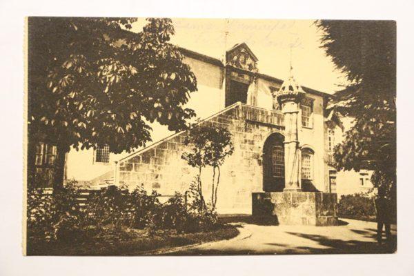 Câmara Municipal - postal
