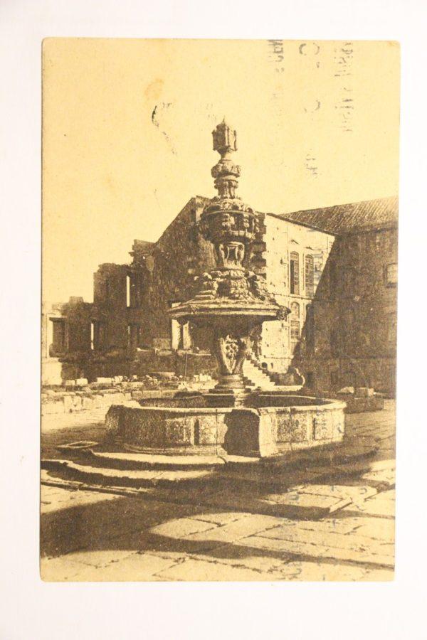 Chafariz do Convento de Santa Clara - postal