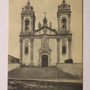 Villa do Conde - Igreja da S. Lapa - postal