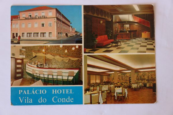 Palácio Hotel - postal