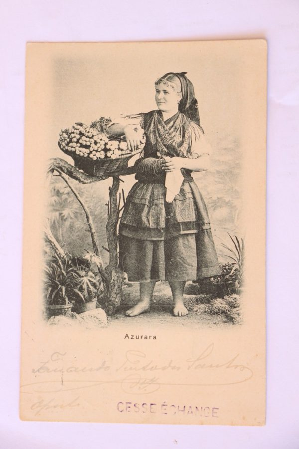 Azurara - postal