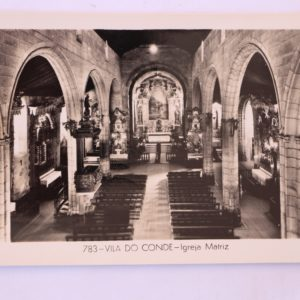 Igreja Matriz - postal