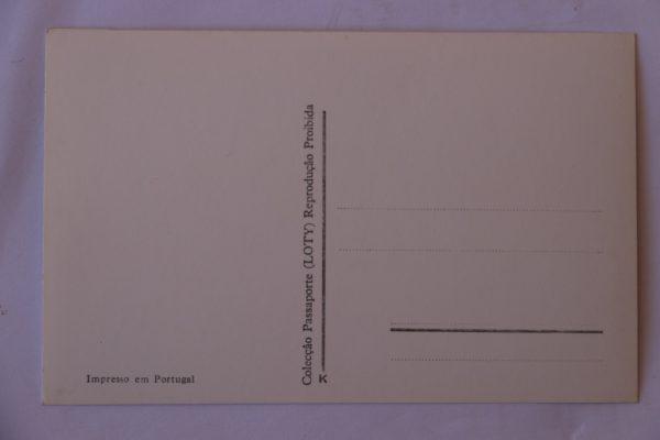 Igreja de São João Baptista (Matriz) - postal - verso