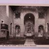 Interior da Igreja da Misericórdia - postal