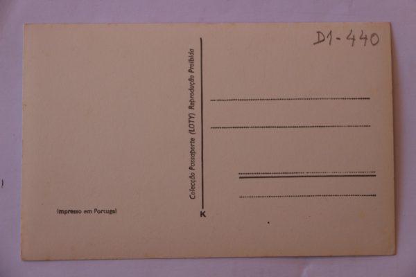 Cruzeiro do Monte de Sant'ana e vista parcial - postal