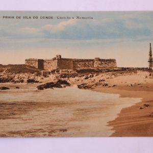 Castelo e Memória - postal