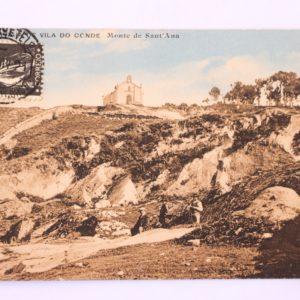 Monte de Sant'ana - postal