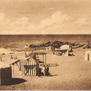 Praia de Banhos - postal