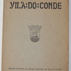 Boletim Cultural da Câmara Municipal de VIla do Conde - 1ª série - nº 6 - periódico