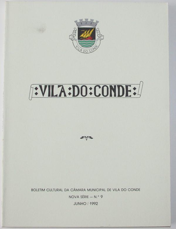 Boletim Cultural da Câmara Municipal de Vila do Conde - 2ª série - nº 9 - periódico