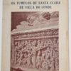 Os Túmulos de Santa Clara de Villa do Conde - livro