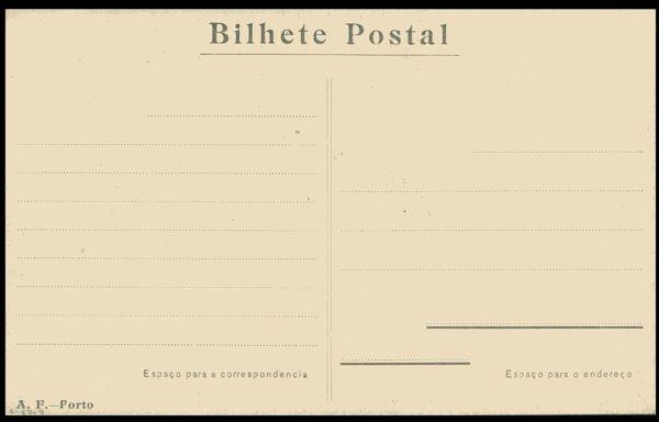 Villa do Conde - Rua 5 d'Outubro - postal