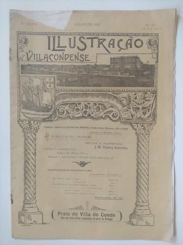 Illustração Villacondense nº 29