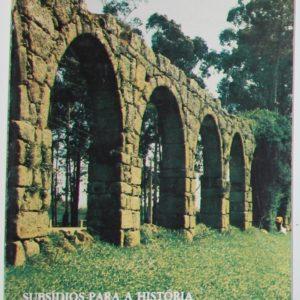 Subsídios para a História do Aqueduto de Vila do Conde - livro