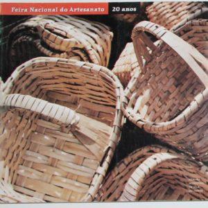 Feira Nacional do Artesanato - 20 anos - livro