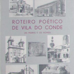 Roteiro Poético de Vila do Conde - livro
