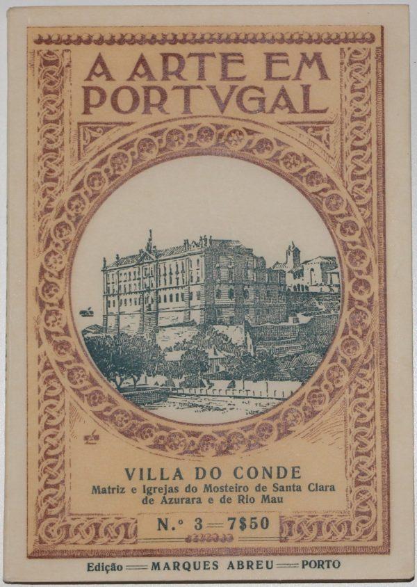 A Arte em Portvgal - nº3 - livro