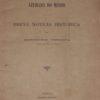 Azurara do Minho - Breve Notícia Histórica - livro