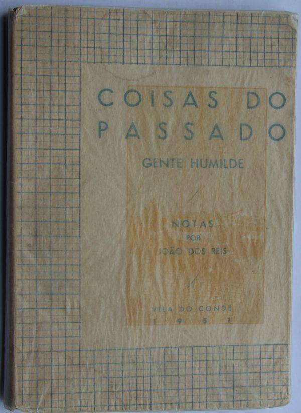 Coisas do Passado - Gente Humilde - livro