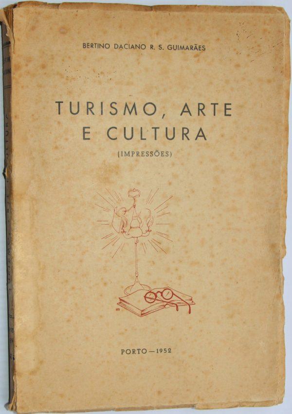 Turismo, Arte e Cultura - livro