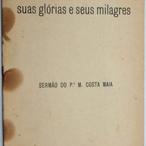 Nossa Senhora da Guia - Suas Glórias e Seus Milagres - livro