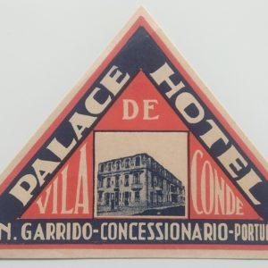 Etiqueta Palace Hotel