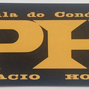 Etiqueta Palácio Hotel