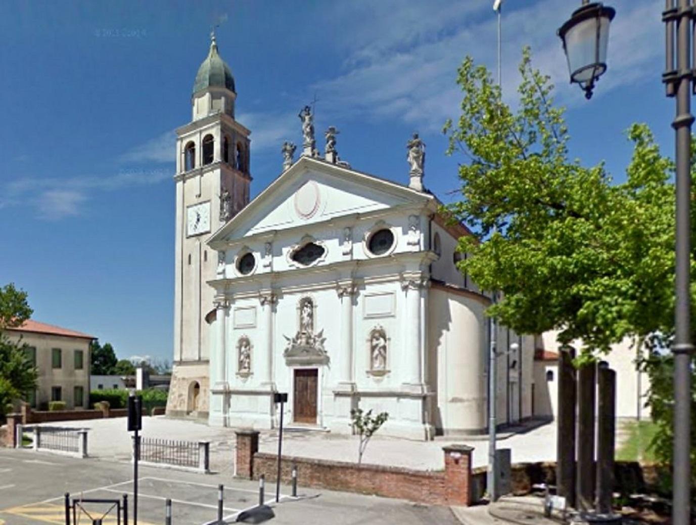 Igreja Paroquial de Villa del Conte