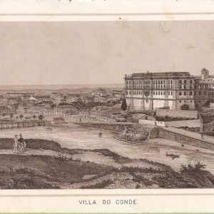 Villa do Conde - gravura
