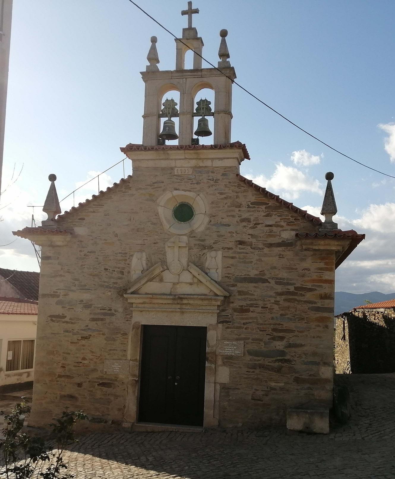 Igreja de São Pedro - São Pedro de Vale do Conde