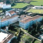 Mosteiro de São Salvador de Vairão e Igreja de São Bento - vista aérea