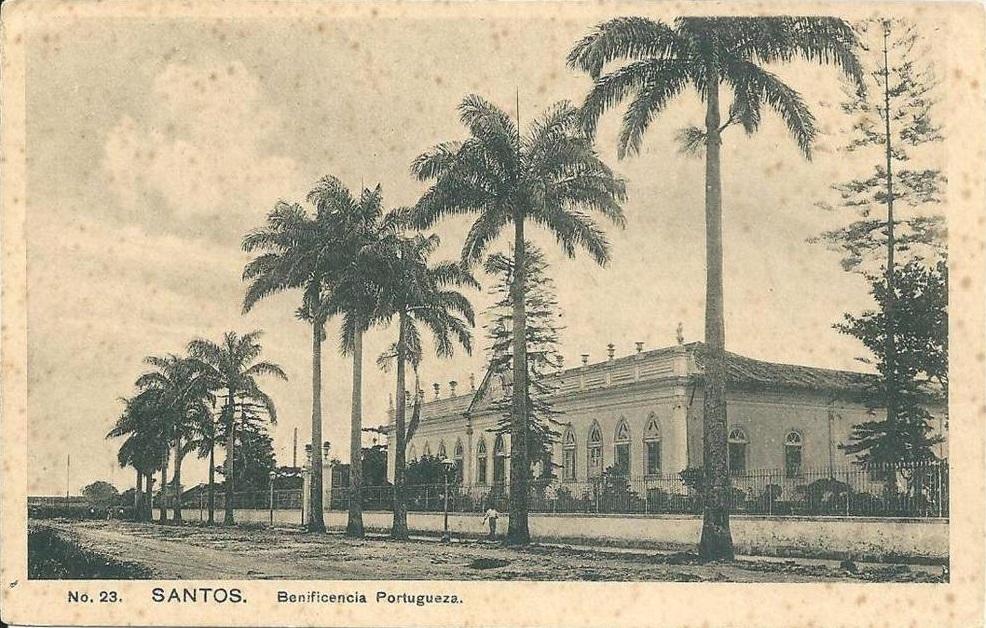 Hospital da Beneficência Portuguesa de Santos