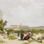 gravura igreja da lapa 1839